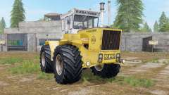 Raba-Steiger 250 minion yellow para Farming Simulator 2017