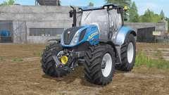 A New Holland T6.145〡T6.165〡T6.175 para Farming Simulator 2017