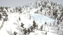 Snow para MudRunner