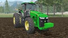 John Deere 8370R islamic green para Farming Simulator 2015