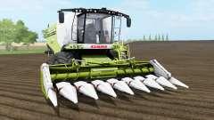 Claas Lexion 780 booger buster para Farming Simulator 2017