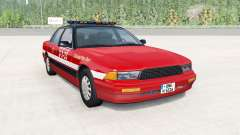 Gavril Grand Marshall Chicago Fire Department para BeamNG Drive