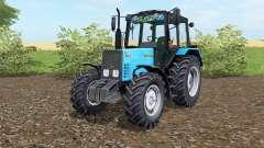 MTZ-Bielorrússia 892.2 cor azul para Farming Simulator 2017
