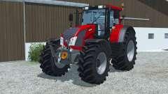Valtra N163 bright red para Farming Simulator 2013