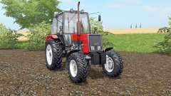MTZ-1025 Белᶏҏуҫ para Farming Simulator 2017
