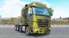 A Mercedes-Benz Arocs 4163 SLƬ 2014 para Euro Truck Simulator 2