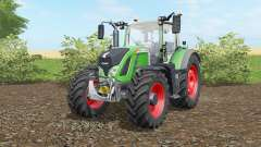 Fendt 716-724 Vario reversing light removed para Farming Simulator 2017