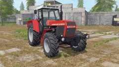 Zetor 16145 coral red para Farming Simulator 2017