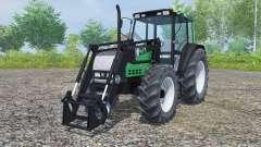 A Valtra Valmet 6800 frente loadᶒr para Farming Simulator 2013