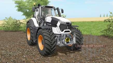 Deutz-Fahr 9290-9340 TTV Agrotroꞑ para Farming Simulator 2017