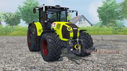 Claas Arion 620 peridot para Farming Simulator 2013