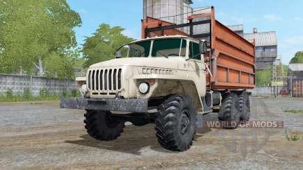 Ural-5557 Agrícola Apelido para Farming Simulator 2017