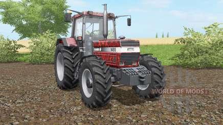 Case IH 1455 XL racinɠ para Farming Simulator 2017