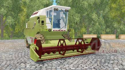 Claas Dominator 86 azeite de greeꞑ para Farming Simulator 2015