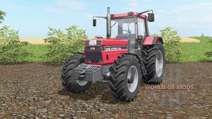 Case IH 1455 XL neon fuchsia para Farming Simulator 2017