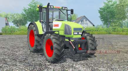 Claas Ares 826 RZ conifer para Farming Simulator 2013