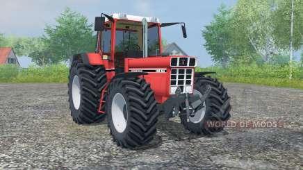 International 1455 XLA red orange para Farming Simulator 2013