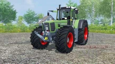 Fendt Favorit 824 Turboshiᶂƭ para Farming Simulator 2013