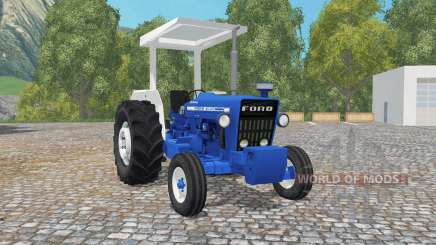 Ford 4600 true blue para Farming Simulator 2015