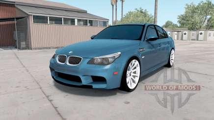 BMW M5 (E60) para American Truck Simulator