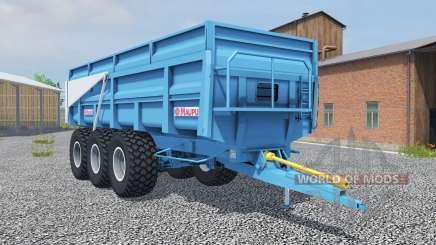 Maupu TDM ORigine para Farming Simulator 2013