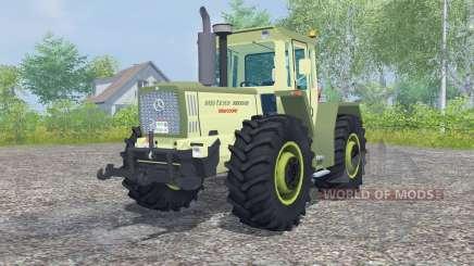 Mercedes-Benz Trac 1800 intercooler MR para Farming Simulator 2013