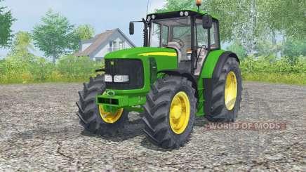 John Deere 6620 islamic green para Farming Simulator 2013