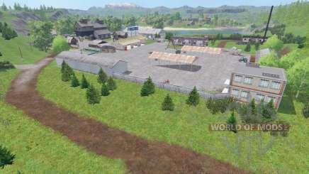 Vale Do Altai para Farming Simulator 2015