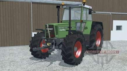 Fendt Favorit 615 LSA Turbomatik goblin para Farming Simulator 2013