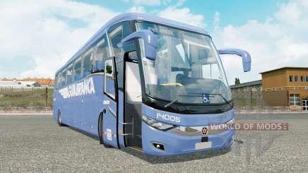 Marcopolo Paradiso 1200 (G7) para Euro Truck Simulator 2