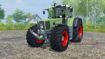Fendt Favorit 824 turbo mudança de frutas salaɖ para Farming Simulator 2013