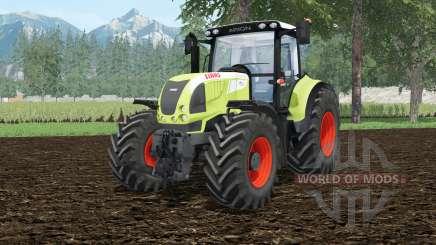 Claas Arion 620 booger busteɽ para Farming Simulator 2015