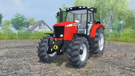 Massey Ferguson 5475 red para Farming Simulator 2013