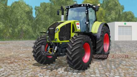 Claas Axion 950 rio grande para Farming Simulator 2015