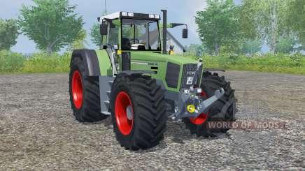 Fendt Favorit 824 Turbosꞕiᶂƭ para Farming Simulator 2013