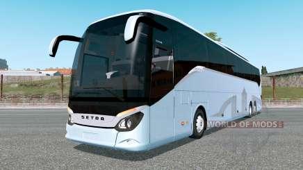 Setra S 519 HD 2014 para Euro Truck Simulator 2