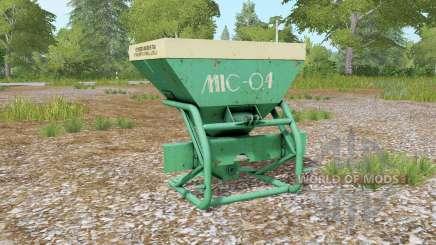 MIC 0.4 para Farming Simulator 2017