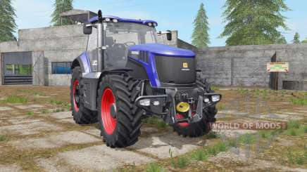 JCB Fastrac 8280&8310 governor bay para Farming Simulator 2017