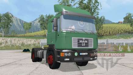 MAN F2000 para Farming Simulator 2015