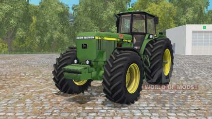 John Deere 4755 EU version para Farming Simulator 2015