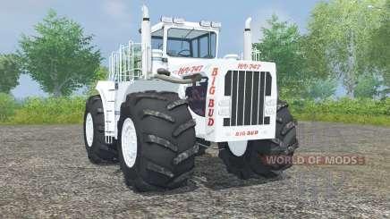 Big Bud 16V-747 white para Farming Simulator 2013