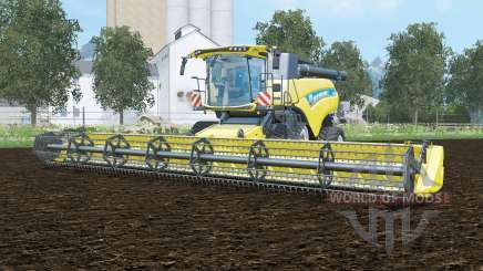 A New Holland CR10.90 dandelioꞑ para Farming Simulator 2015
