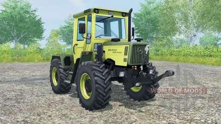 Mercedes-Benz Trac 900 Turbo FL console para Farming Simulator 2013