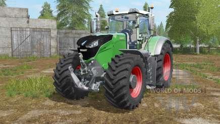 Fendt 1038-1050 Vario pantone green para Farming Simulator 2017