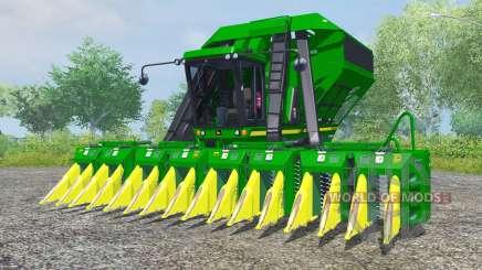 John Deere 9950 islamic green para Farming Simulator 2013