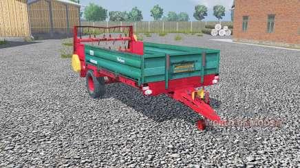 Warfama N227 munsell blue para Farming Simulator 2013