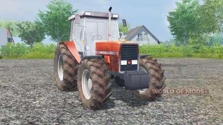 Massey Ferguson 3080 orange soda para Farming Simulator 2013