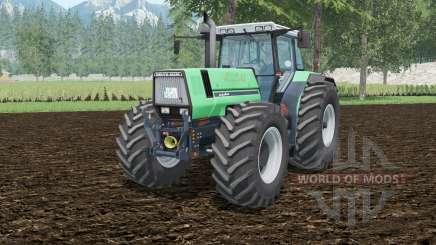 Deutz-Allis AgroAllis 6.93 medium aquamarine para Farming Simulator 2015
