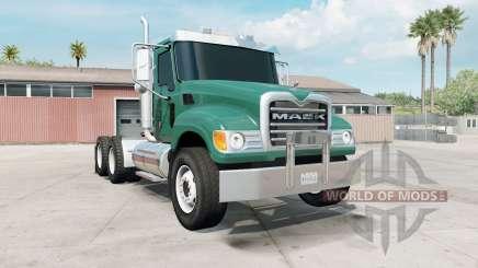 Mack Granite 2005 para American Truck Simulator