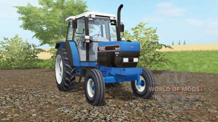 Ford 6640 Powerstar SLE para Farming Simulator 2017